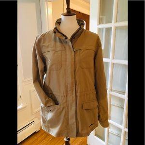 Eddie Bauer weather jacket rain coat XL